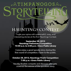 Facebook Hauntings Contest