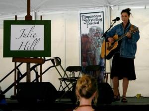 music- Julie Hill