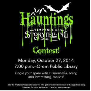 Haunting Contest 2014