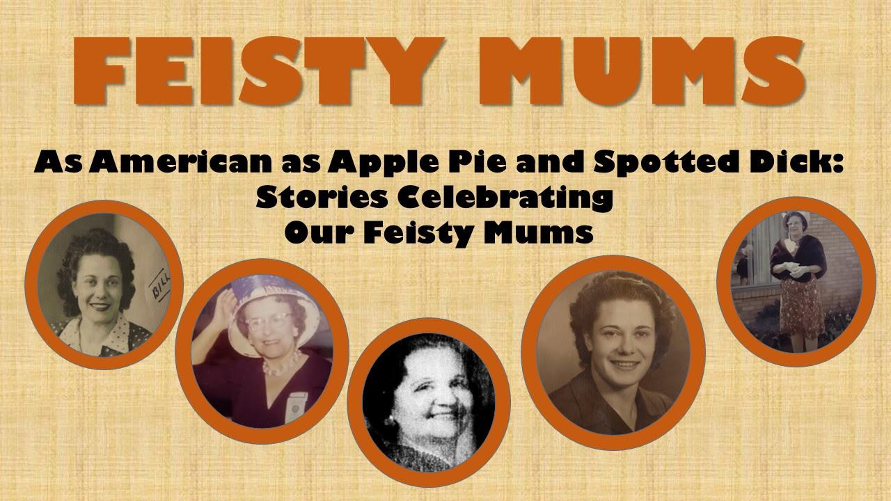 Jennifer Munro, Carol Birch, Maria Mazziotti Gillan: Feisty Mums