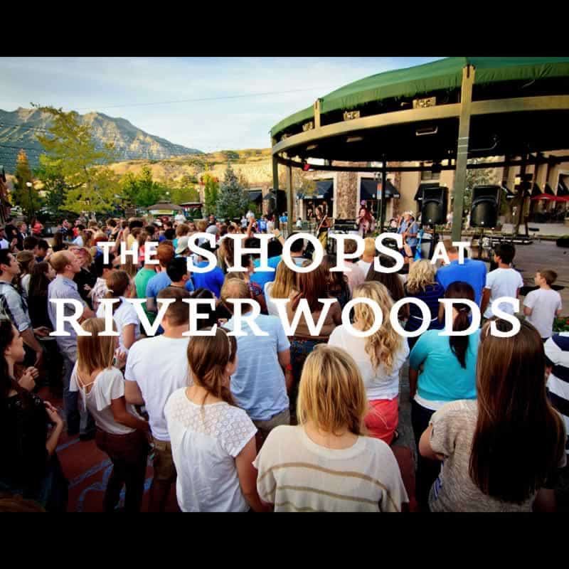 The Shops at Riverwoods Gazebo