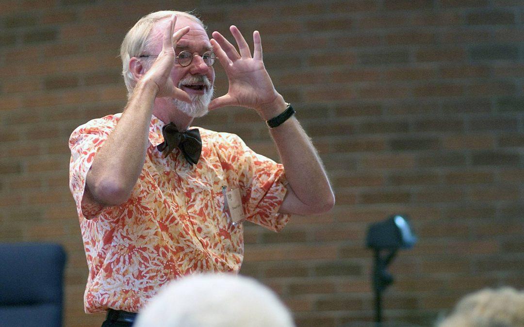 Donald Davis – Memories of the Festival