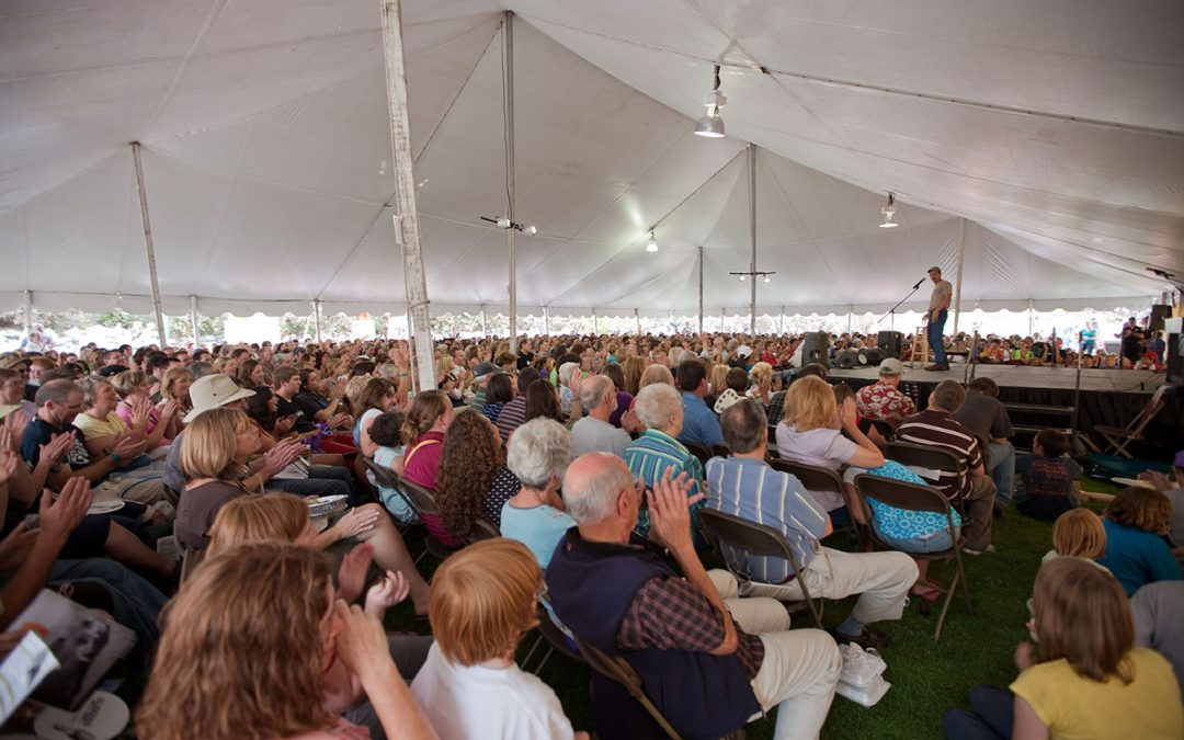The Benefits of Live Storytelling: Why You Should Attend This Year's Festival